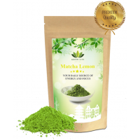 Matcha Lemon