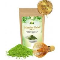 Biologische Matcha Gold + Matcha Klopper