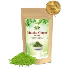 Matcha Ginger