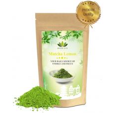 Matcha Lemon