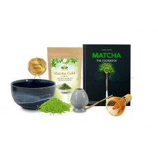 Matcha Starters Kit 'Sea Blue'